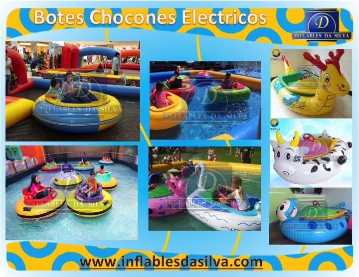 botes chocones para niños