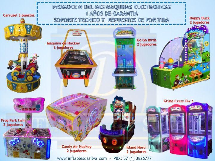 Maquinas de salon de juegos infantiles con simuladores