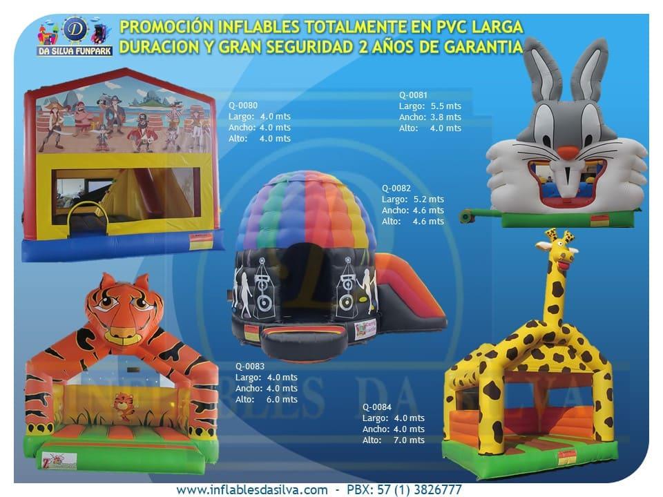 castillos inflables 2