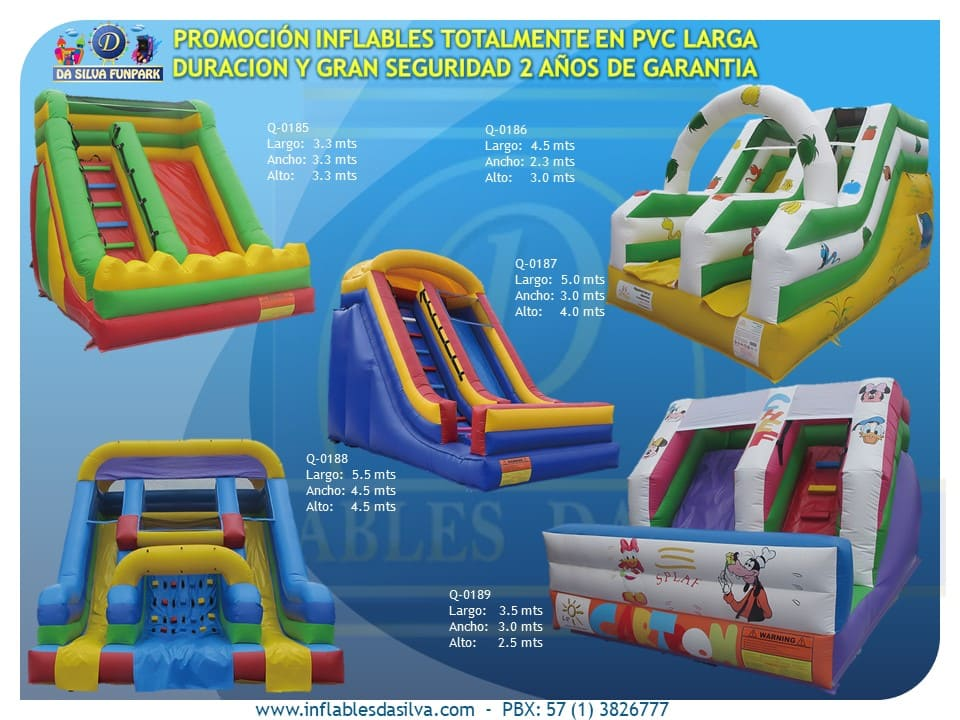 Parque inflable 4