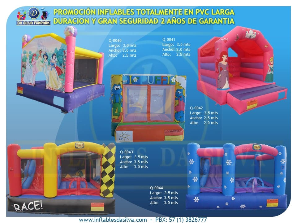 Inflables infantiles 5